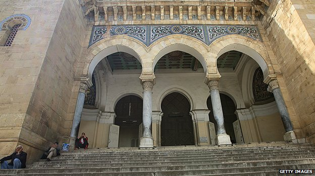 Ketchaoua mosque in Algiers
