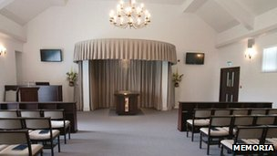 Cardiff and Glamorgan Crematorium