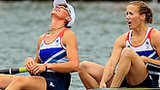 GB's rowers win