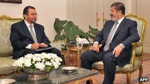 Hisham Qandil's appointment as prime minister by President Mohammed Mursi surprised observers