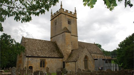 St Eadburgha&#039;s Church, Broadway