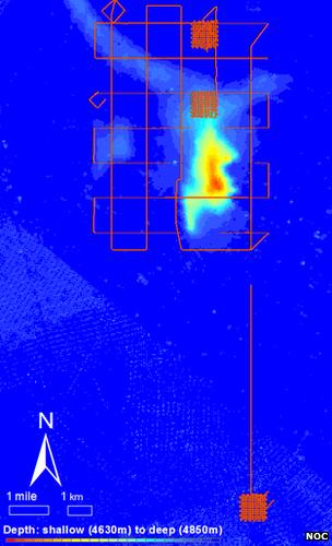 Survey area (NOC)