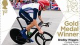 The Bradley Wiggins stamp