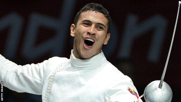Ruben Limardo Gascon