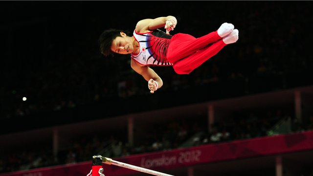Kohei Uchimura
