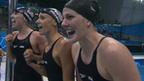 USA 4x200m freestyle relay team