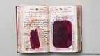 Dieter Roth Notebook, 1967 (detail)