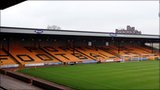 Vale Park, home of Port Vale