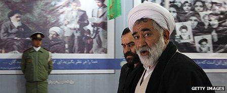Clerics in Iran