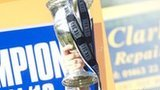 Scottish First Division trophy