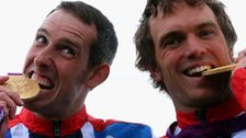 Etienne Stott and Tim Baillie