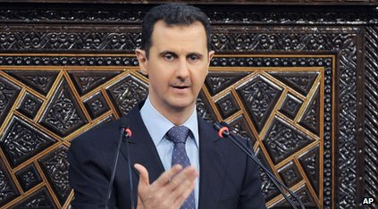 President Bashar Assad 