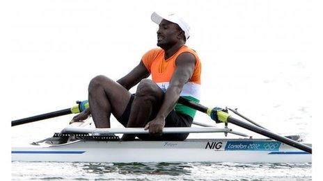 Hamadou Djibo Issaka of Niger
