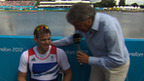 John Inverdale speaks to GB's Alan Campbell