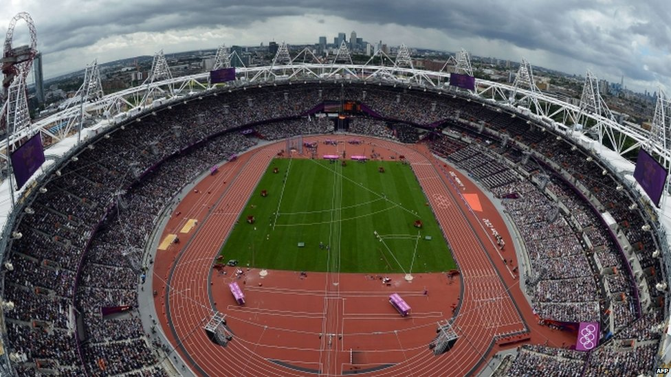Bbc News In Pictures London 2012 Olympic Games Day Seven