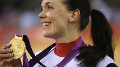 Victoria Pendleton