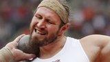 Shot put champion Tomasz Majewski