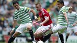 Beram Kayal, Jonny Hayes and Emilio Izaguirre