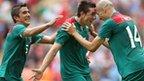 Mexico 4-2 Senegal (aet)