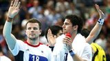 Great Britain's men's handball team