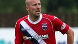 Ross County defender Ross Tokely