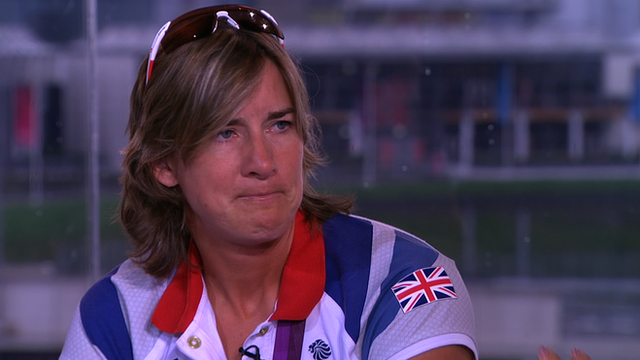 GB's Katherine Grainger on BBC