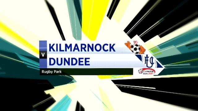 Highlights - Kilmarnock 0-0 Dundee