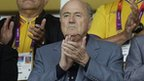 Blatter warns Africa over coaches