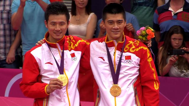 Cai Yun & Fu Haifeng