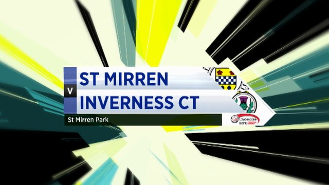 Highlights - St Mirren 2-2 Inverness CT
