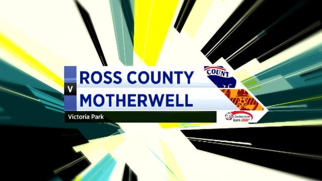 Highlights - Ross County 0-0 Motherwell