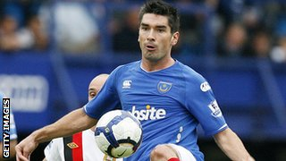 Richard Hughes's playing career included a spell in Italy with Atalanta
