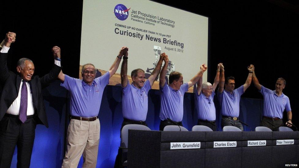 bbc news on mars landing - photo #33