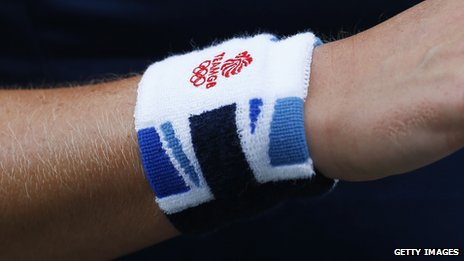 Team GB wristband