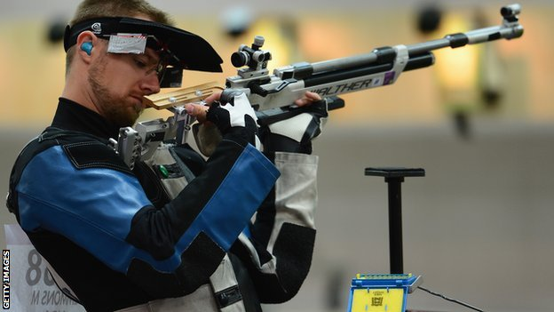 how to get into olympic shooting