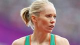 Derval O'Rourke after Monday's heat