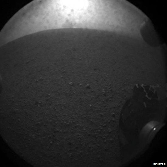 bbc news on mars landing - photo #22