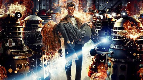 Doctor Who promotional image