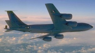 USAF KC-135 Stratotanker