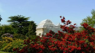 Plans for a £40m revamp of the Royal Botanic Garden Edinburgh are unveiled