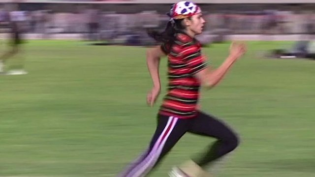 800m runner Rabia Ashiq 