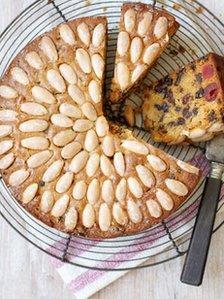 Dundee Cake