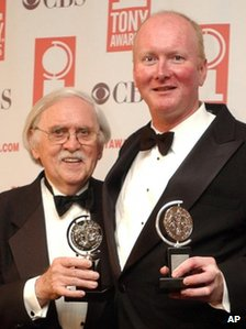 Thomas Meehan, left, and Mark O'Donnell