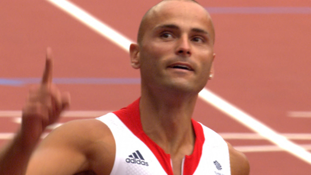 Great Britain's Andy Turner