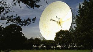 Lovell telescope