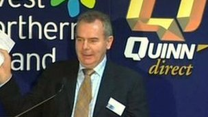 Sean Quinn was once Ireland's richest man