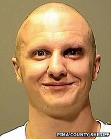 Jared Loughner, US police handout picture