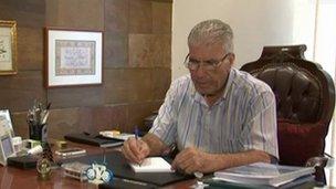Hussein Chahrour