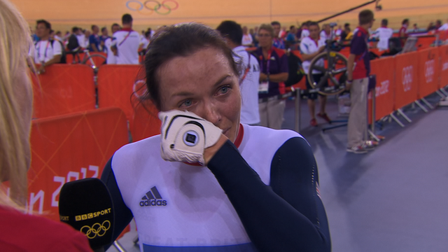 Great Britain's Victoria Pendleton