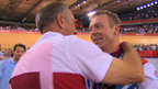 Sir Steve Redgrave and Sir Chris Hoy
